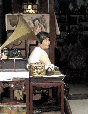 Panjiayuan (Beijing 2004)