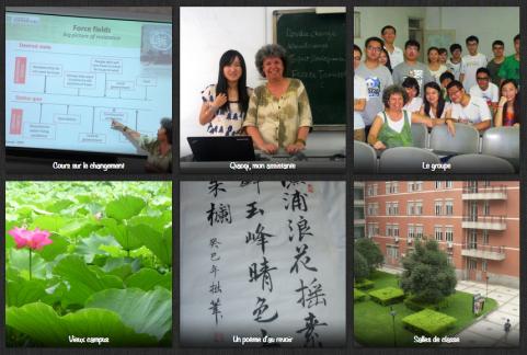 Université du Sichuan, Chengdu, 2013